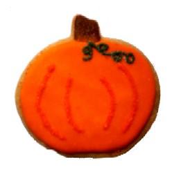 Halloween Themed Cookies