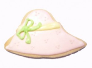 Easter Cookie for Basket