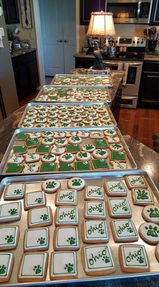 Custom Branded Cookies