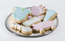 Party Tray of Cookies